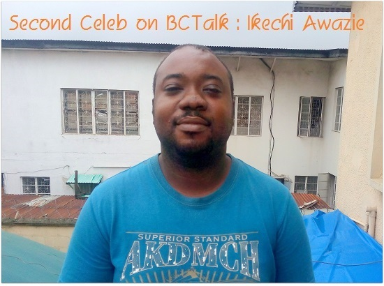 Influential Blogger Ikechi Awazie