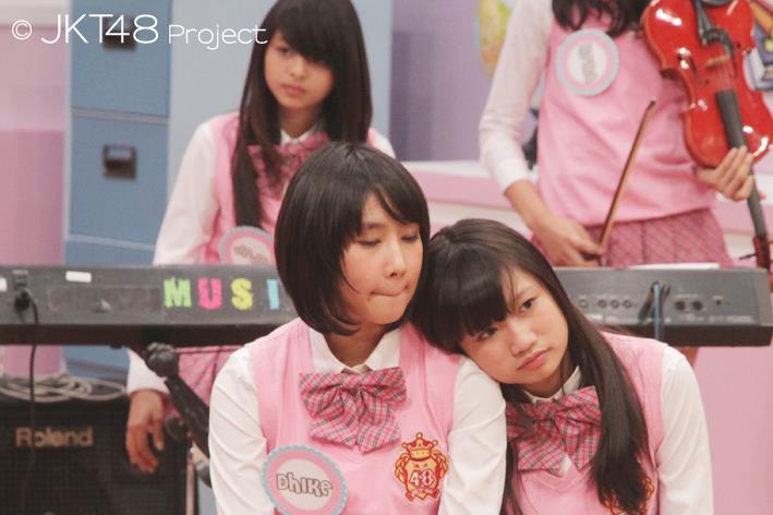 Dhike dan Sonia [ JKT48 Episode 5 ]