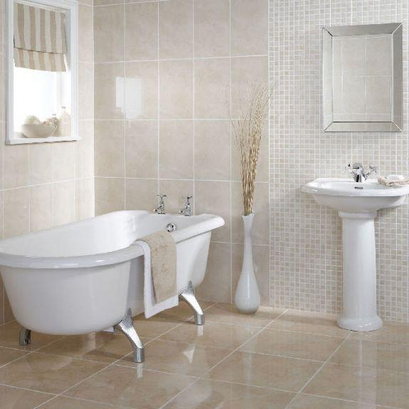 Simple Cleaning: Simple Bathroom Tile Cleaning Tips