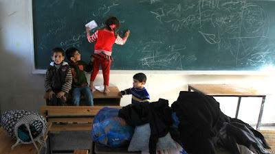 Kehidupan Baru Warga Gaza