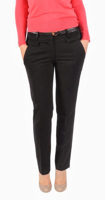 pantaloni dama iarna