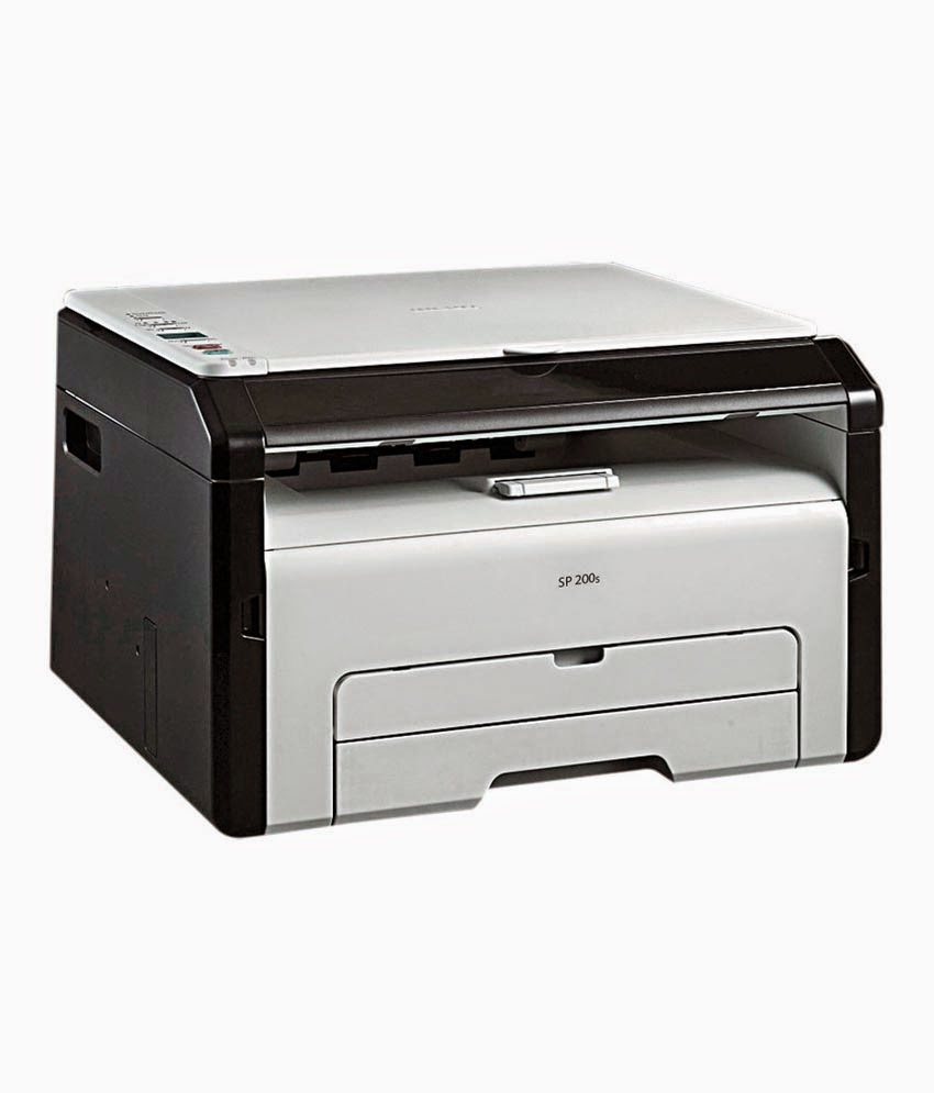 Amazon : Buy RICOH SP 200 Single Function Laser Printer for Rs. 3090