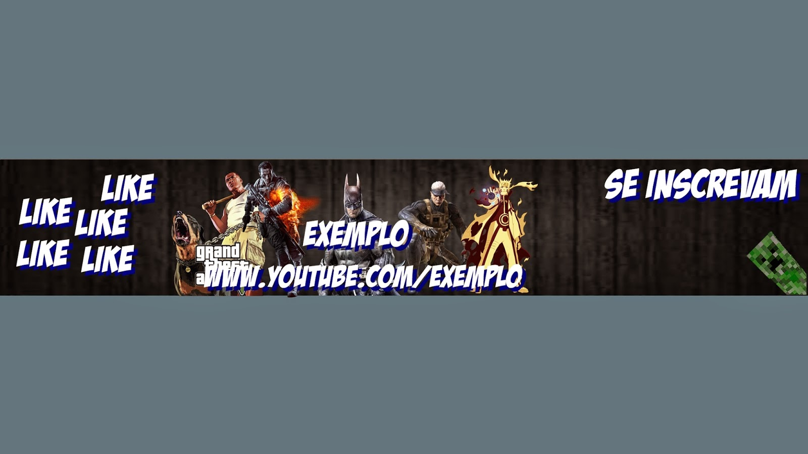 free youtube channel art maker free youtube channel art