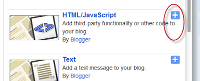 html-javascript-blogger-gadgets-widgets