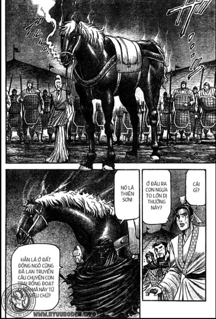 Chú Bé Rồng - Ryuuroden chap 209 - Trang 4