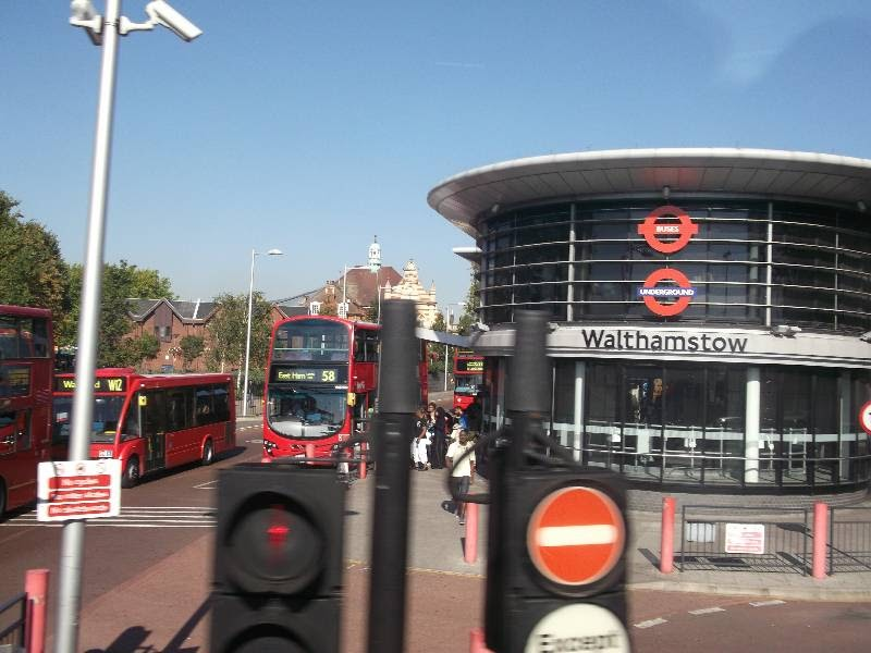 London buses one bus at a time: the return: The Number 275 ...
