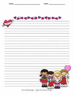 valentine writing paper kindergarten Valentines day writing paper worksheets - showing all 8 printables worksheets are valentines day written by current revisions by abby kohn, valentines short vowel.