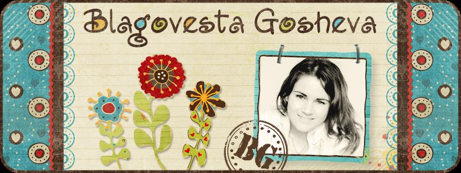 Blagovesta Gosheva Blog