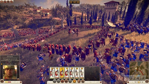Total War : Rome 2 game