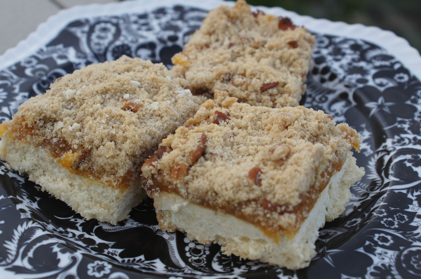 Little Bit of Everything: Rosemary Shortbread Apricot Bars ...