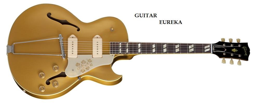 Guitar EUREKA!