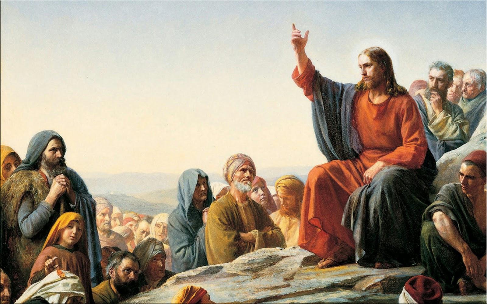 Chúa Jesus nói tiếng gì?