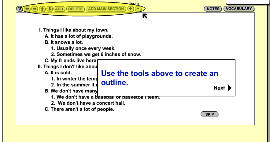 Here Is A Great Tool to Help Students with Their Reading and Writing Process