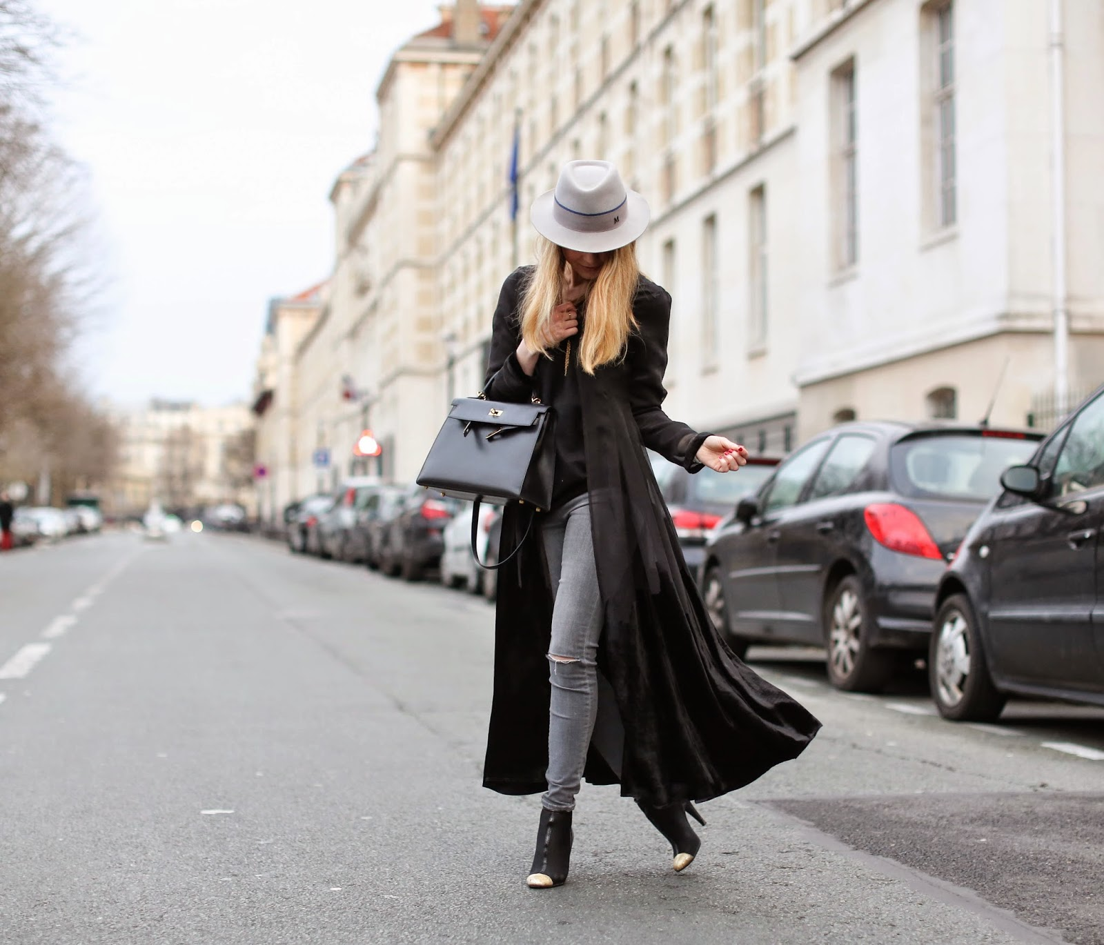 we are leone, statement, topshop, chanel, maison michel, streetstyle, fashion blogger