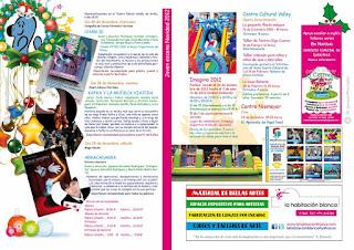 programación infantil en Avilés y comarca