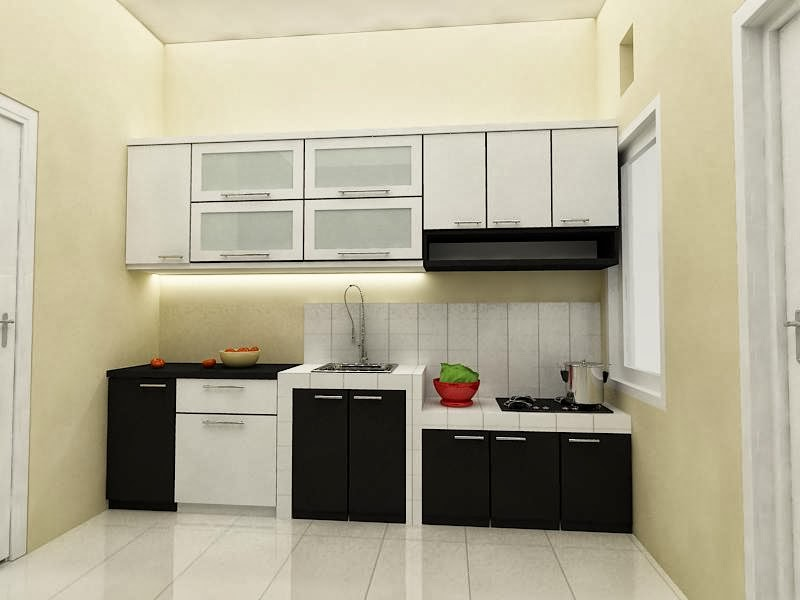 kumpulan desain dapur rumah minimalis type 36 gambar