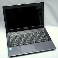 Jual Laptop Asus X45A Bekas