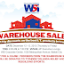 WSI Warehouse SALE on December 12-13, Shop…