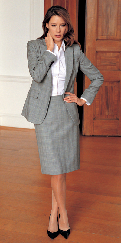 Women's Business Attire. Work it out! Create the perfect wardrobe with our great selection of women's business attire from your favorite brands.