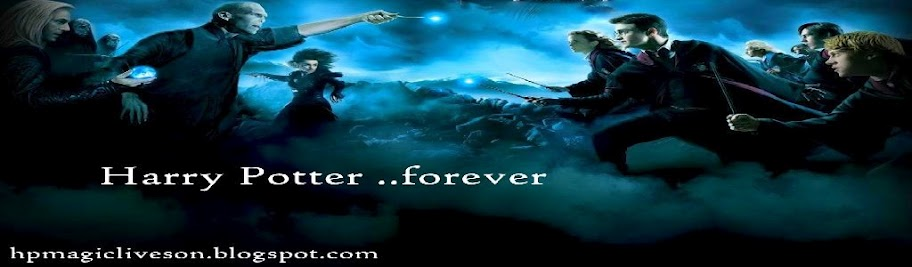 Harry Potter ..forever
