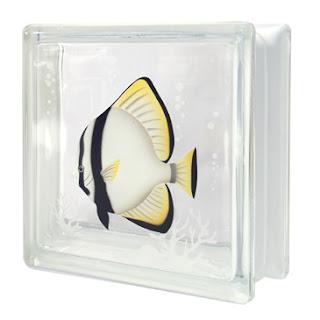บล็อกแก้ว ปลาค้างคาว