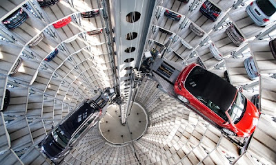 Autostadt CarTowers - Wolfsburg, Jerman