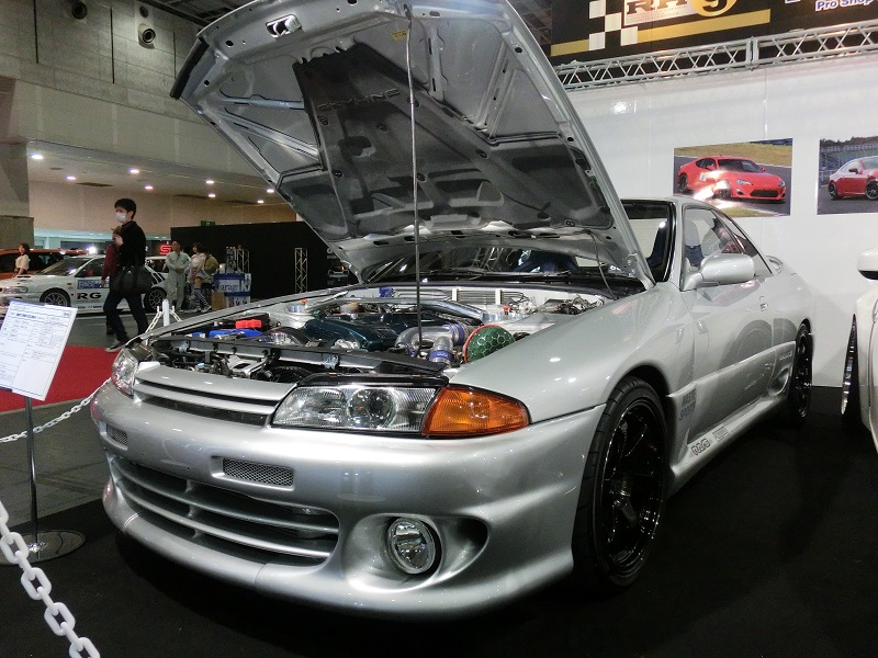 Nissan Skyline Zero-R, tuning HKS, zdjęcia, galeria, JDM, こくないせんようモデル