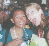 Sister Agreda and her companion, Sister Ralph