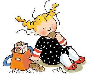 le goûter は子どもにとって4つ目の大事な le repas (食事)です。日本でおやつと言えば3時ですが、フランスでは quatre heures (4時)、Il a mis son quatre,heures