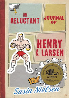 Review: The Reluctant Journal of Henry K. Larsen by Susin Nielsen