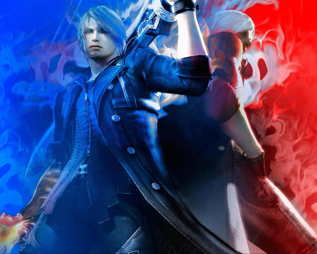 Devil May Cry HD & Widescreen Wallpaper 0.630003700494208