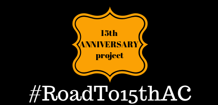 15th ANNIVERSARY project