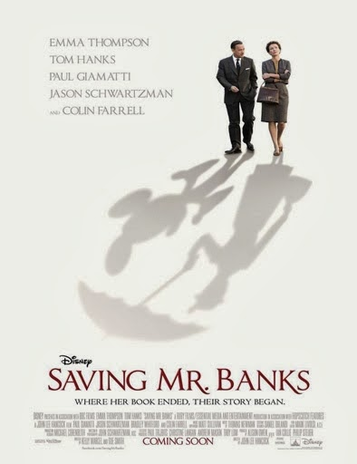 Ver Saving Mr. Banks (Al encuentro de Mr. Banks) (2013) Online