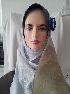 kanzashi, brooch, tudung, hijab accessory