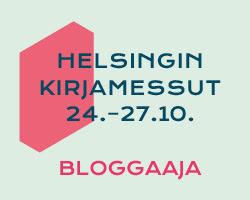 Helsingin kirjamessut 24. - 27.10.2019