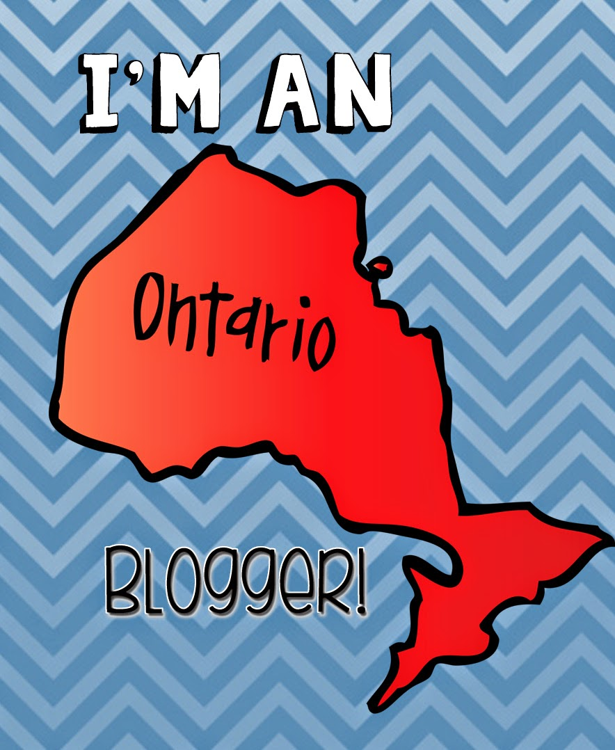Ontario Blogger!