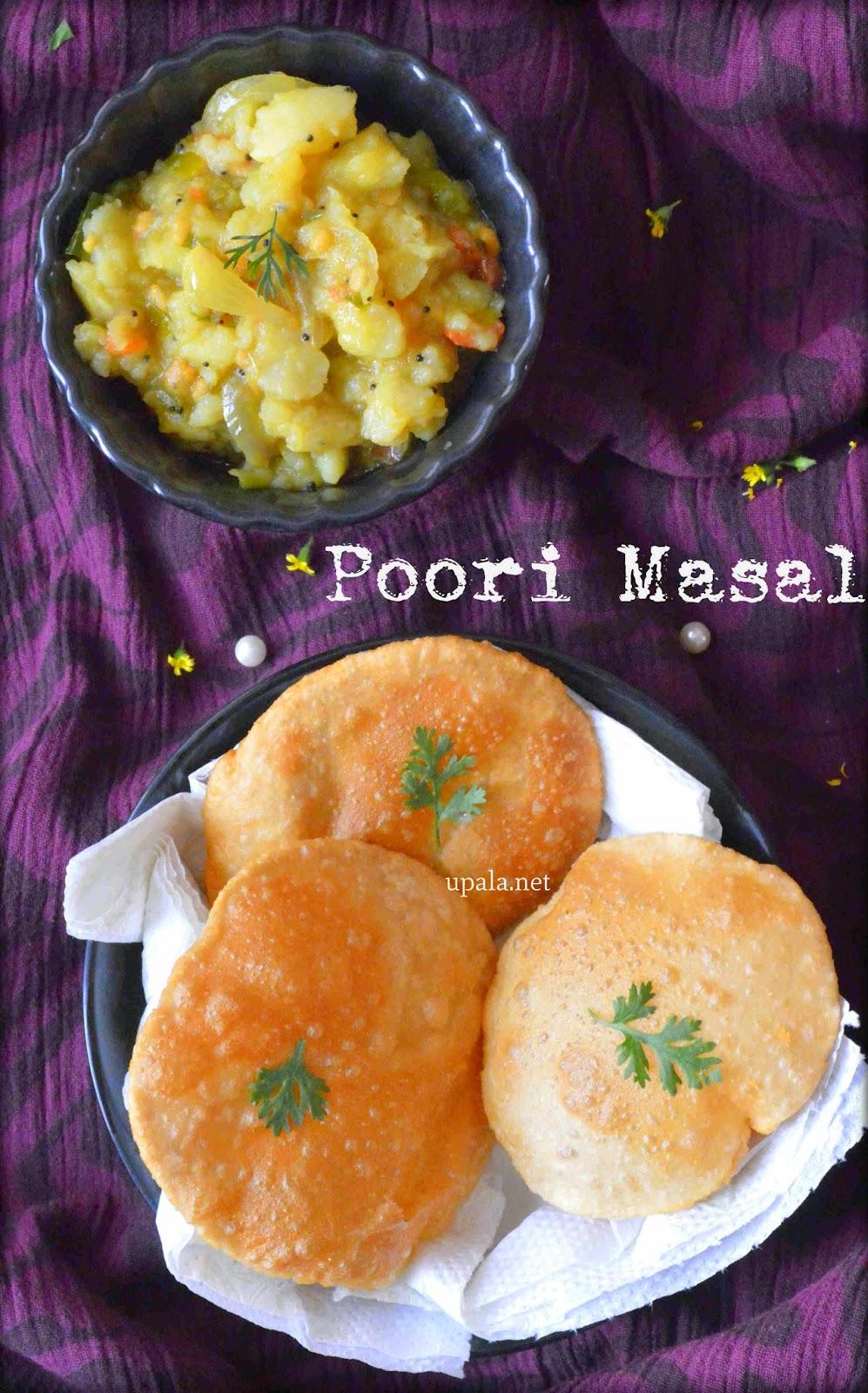 poori masal
