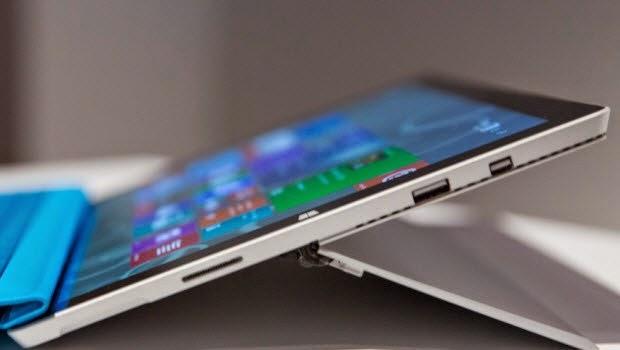Microsoft Surface Pro 3 tanıtıldı