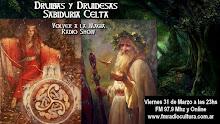 Druidas y Druidesas Celtas