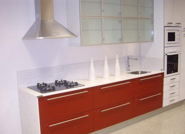 Encimeras de cocina granito o cuarzo decorar tu casa for Encimeras de cocina de cuarzo