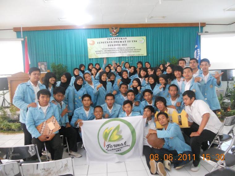 FORMAT FP UNS 2011-2012