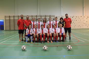Juniores Futsal Feminino 2012/2013