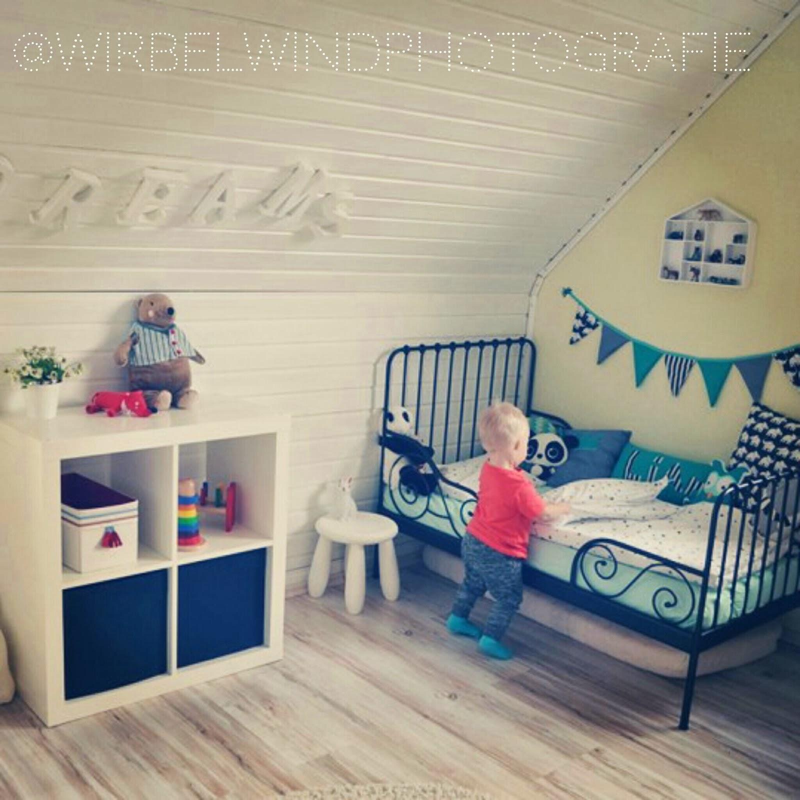 wirbelwind neues bett neue farben. Black Bedroom Furniture Sets. Home Design Ideas