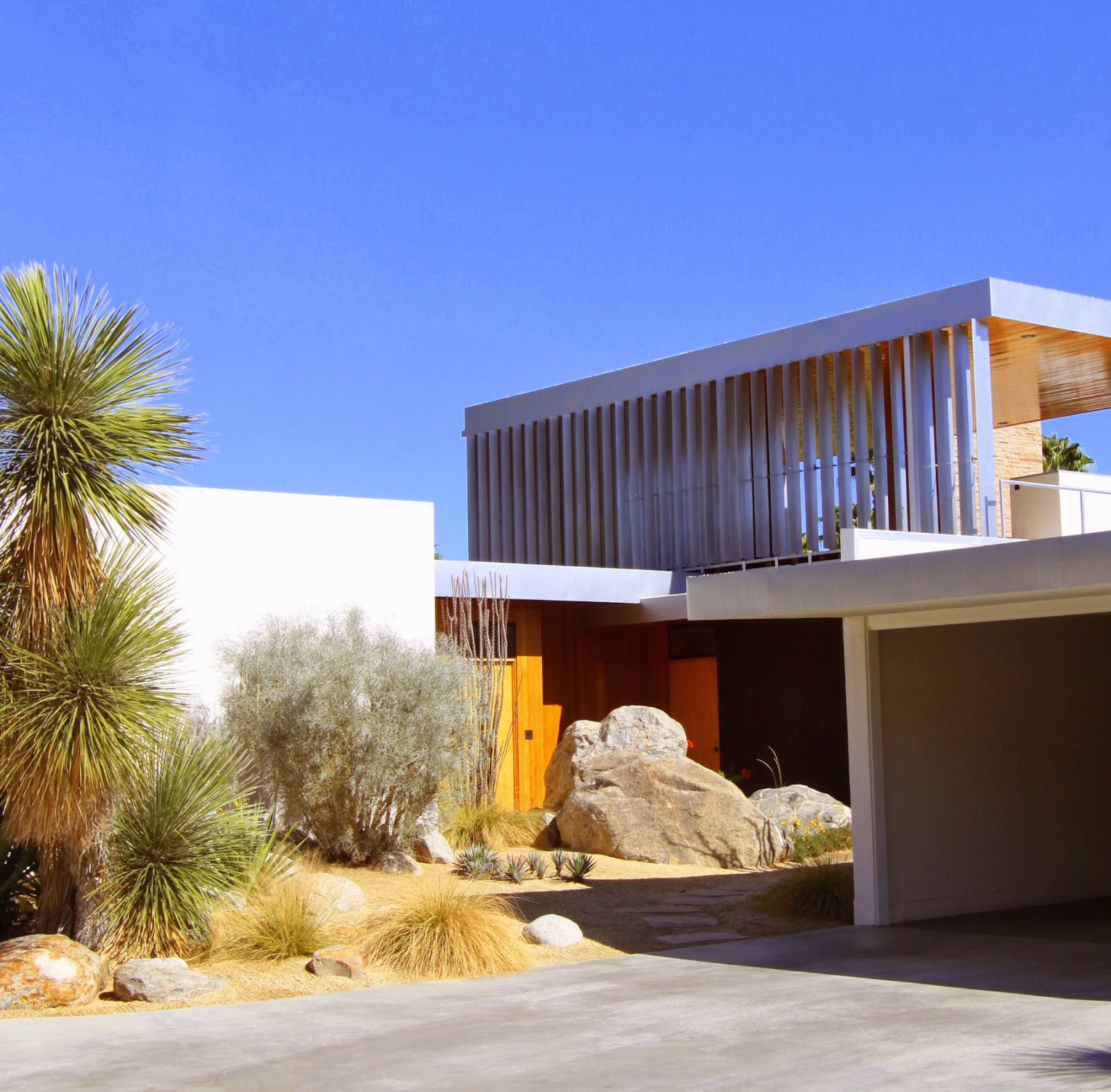 Walking Tour, Vista Las Palmas, Palm Springs, Modernism Week 2014, Kaufmann House, Neutra