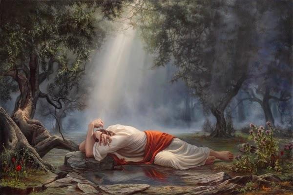 Agonia de Jesus