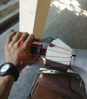 Cara Mengendarai Motor Vespa