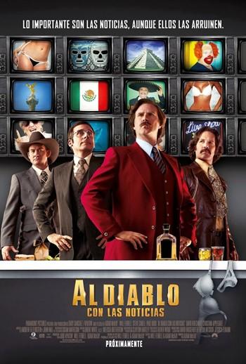 Al Diablo con las Noticias 2 DVDRip Latino
