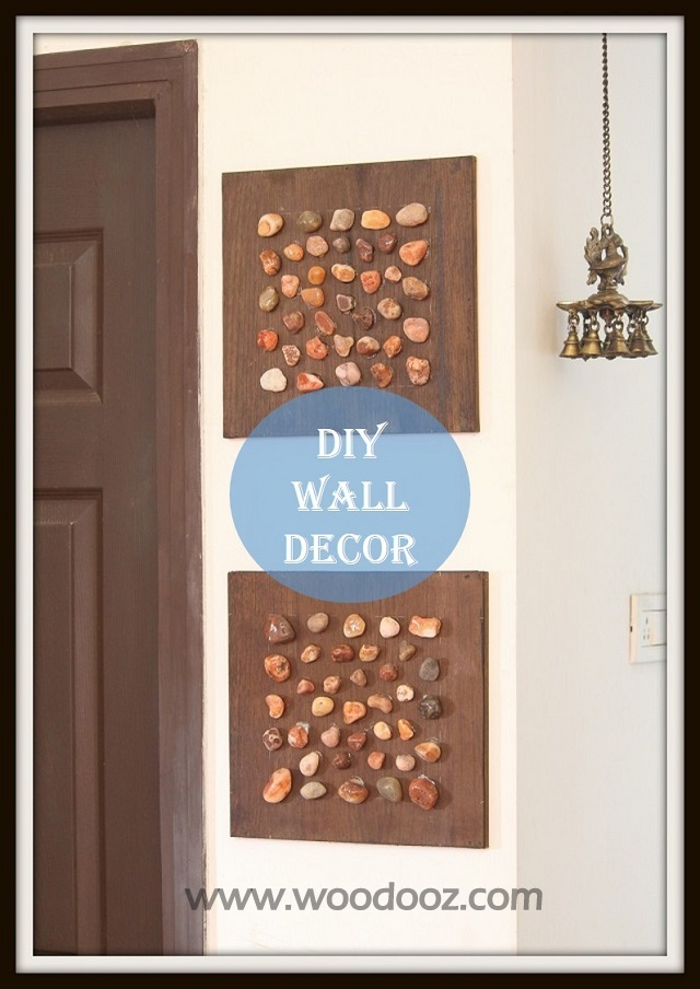 Wall decoration DIY