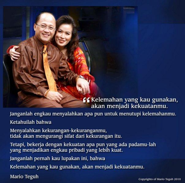 Kata Bijak Mario Teguh Tentang Cinta Terbaru 2013