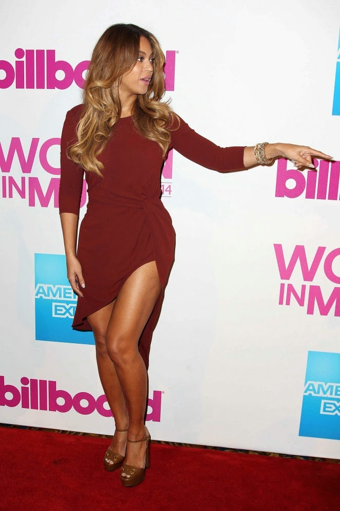 Beyonce – Billboard Women In Music Luncheon 2014